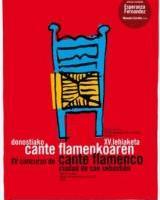 FLAMENKO XV. LEHIAKETA / XV CONCURSO DE CANTE
