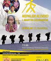 Nepalen Aldeko Ibilaldia / Martxa Pro-Nepal