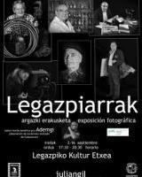 Exposición - Legazpiarrak - Erakusketa
