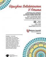 GIPUZKOA SOLIDARIOAREN V. FORUMA