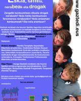 ESKOLA, FAMILIA, NERABEAK ETA DROGAK / Escuela, familia, adolescentes y drogas