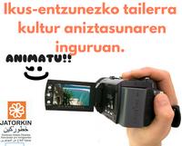 IKUS ENTZUNEZKO TAILERRA // TALLER AUDIOVISUAL