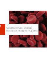 Odol ematea / Donación de Sangre - ARRASATE-MONDRAGON