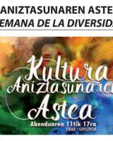 Kultur Aniztasunaren Astea / Semana de la Diversidad Cultural