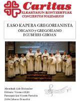 Elkartasun kontzertuak - Caritas