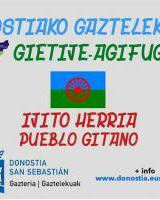Conociendo al Pueblo Gitano con AGIFUGI / Ijito Herria ezagutuz AGIFUGIrekin
