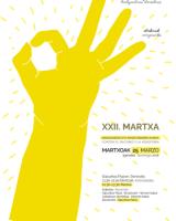 Martxa / Marcha (Arrazakeria eta xenofobiaren aurkako XXII Martxa)