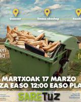 OGIAREN ARRASTOA JARRAITUZ / TRAS LA HUELLA DEL PAN