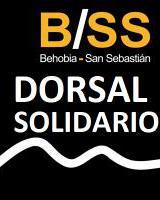 Behobia - San Sebastian  - Dortsal Solidarioak / Dorsales solidarios