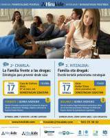 Hitzaldia: La familia frente a las drogas