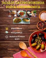 Jaialdi Gastronomikoa Mundua Ezagutzen