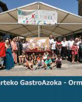II Edición de la GastroFeria Intercultural / Kulturarteko GastroAzokaren II.edizioa