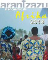 Arantzazu Afrika 2018
