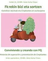 Fibrosi Kistikoaren nazioarteko eguna / Día mundial de la Fibrosis Quística