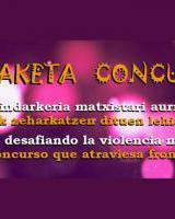 III. Lehiaketa: Gazteak indarkeria matxistari aurre egiten/Jóvenes desafiando la violencia machista