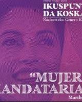 Hitzaldia Maribel Izkue - Mujeres Mandatarias / Emakume agintariak