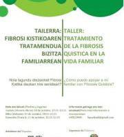 TAILERRA: FIBROSI KISTIKOAREN TRATAMENDUA BIZITZA FAMILIARREAN.
