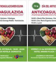 Agiac - Día del anticoagulado/a - Antikoagulatuaren eguna