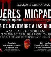 Ana Yurd - Mujeres Migrantes / Emakume Migratuak