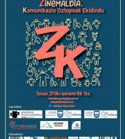 Desgaitasunari buruzko I. Zine Festibala / I. Festival de cine sobre la Discapacidad
