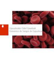 Odol ematea / Donación de Sangre - SEGURA
