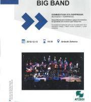 Elkartasun Kontzertua: Donostiaeskola Big Band eta Gonbidatuak