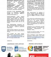 Charla-Coloquio LEY DE EXTRANJERIA Y EXCLUSIÓN SOCIAL