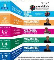 Kooperazio kooperatiboa munduan zehar - Hitzaldia: Eskoriatza Mozambikerekin