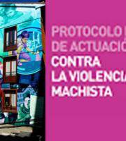 Indarkeria matxistari aurrre egiteko protokolo bat / Protocolo ante la violencia machista