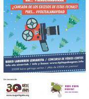 BIDEO LABURREN LEHIAKETA - Irauli Gabonak / Voltea La Navidad