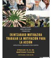 Tailerra: Ekintzako motibazioa / Trabajar la motivización para la acción