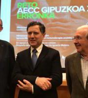 AECC GIPUZKOA - Reto de recaudar fondos / Dirusarrerak biltzeko erronka