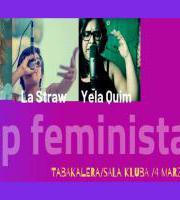 Haurralde Fundazioa - Rap feminista kontzertua