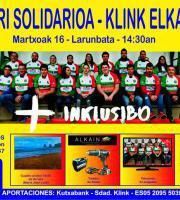 Baskari Solidarioa: INKLUSIBO