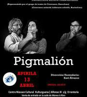 Antzerkia: Pigmalion