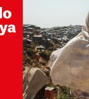 Rohingya exodoa erakusketa