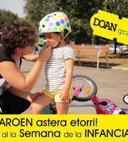 DYA - Semana de la Infancia / Haurtzaroaren Astea