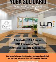 Yoga Solidarioa