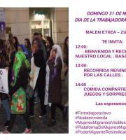 Etxeko Langileen Eguna / Dia de la Trabajadora de Hogar