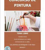 Concurso de Pintura / Margo Lehiaketa