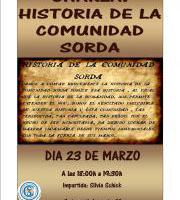 Hitzaldia: Historia Comunidad Sorda
