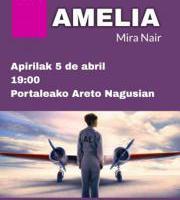 "Zineforum emanaldia: ""Amelia"""