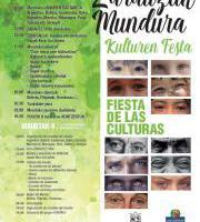 """""""Zarauztik Mundura 2019"""" - Fiesta de las Culturas /  Kulturen Festa"""