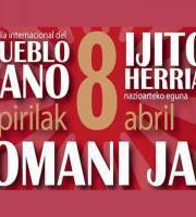 Apirilak 8, Nazioarteko Ijito Herriaren Eguna / Día Internacional del Pueblo Gitano