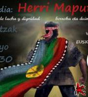 Hitzaldia: Herri Maputxea.Borroka eta duintasun historia