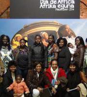 Arantzazu Afrika 2019