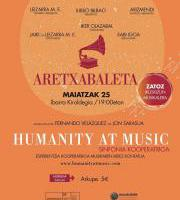 "Aretxabaleta - Humanity at music ""Sinfonia kooperatiboa"""