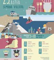 Ibiltariaren Astea 2019 / La Semana Viajera 2019