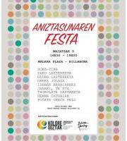 ¡II Fiesta de la Diversidad y Convivencia! / Aniztasunaren eta Elkartbizitzaren 2.Festa!
