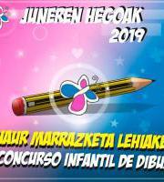 Juneren Hegoak - Concurso Infantil de Dibujo / Haur Marrazketa Lehiaketa